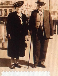 Wrench, Walter David (1865-1947) and Thomson, Agnes Margaret (1897-1962)
