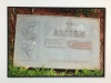 Alcorn, Hector Wallace (1908-1972) and Moulds, Phyllis Alberta (1910-1981) - plaque