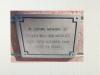 Moulds, Elijah William (1874-1968) - plaque