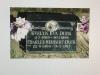Duck, Charles Herbert (1904-1993) and Moulds, Evelyn Eva (1906-1988) - gravestone