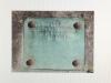 Moulds, Roland James (1888-1939) - plaque