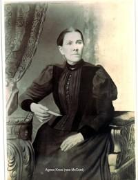 McCord, Agnes (1845-1915)