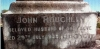 Roughley, John (1857-1938) - gravestone