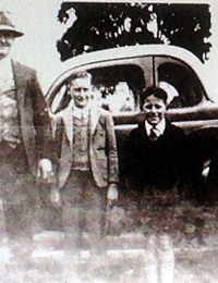 Martin, Joseph William (1904-1980) and boys