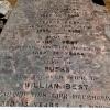Best, George (1801-1823), Chamberlain, Martha (1775-1833), Best, George 1758-1836), Beckett, Mary (1800-1857), Gilbert, Susan (1822-1865), Best, Sarah (1809-1882), Best, William (1816-1902), Best, Hannah (1850-1927) - gravestone
