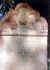 Kentwell, Harriet (abt 1809-1867) - gravestone